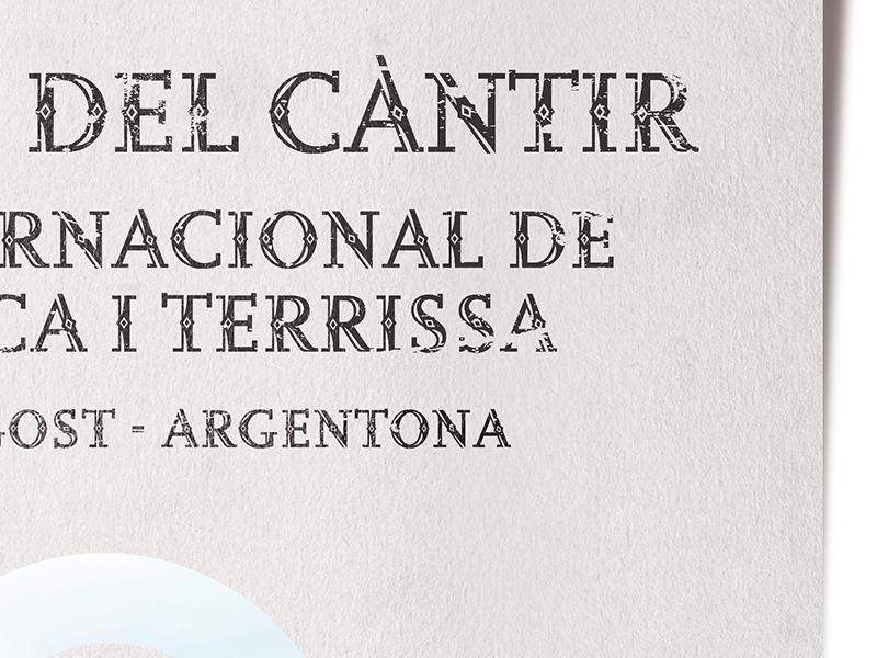 Fira Cantir Argentona - Pere Rubi